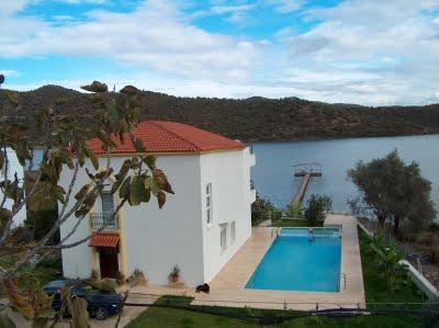 Villa Flamingoby İpek Homes Bodrum
