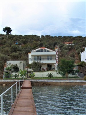 Villa Flamingoby İpek Homes Bodrum